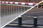 Traffic Barriers and Rising Bollards