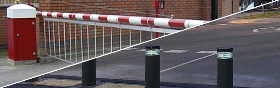 Automatic Rising Bollards and Traffic Barriers – Alltech MidlandsWelcome